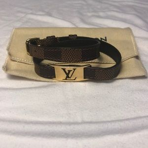 💯AUTHENTIC/NEW Louis Vuitton Sign it Bracelet